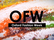 Oxford Fashion Week